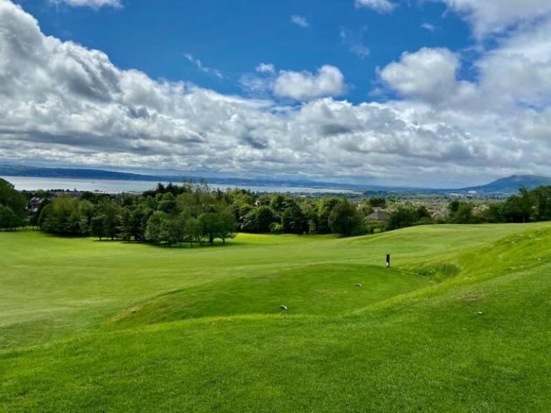Greenisland Golf Club 72 Hole Golf Challenge