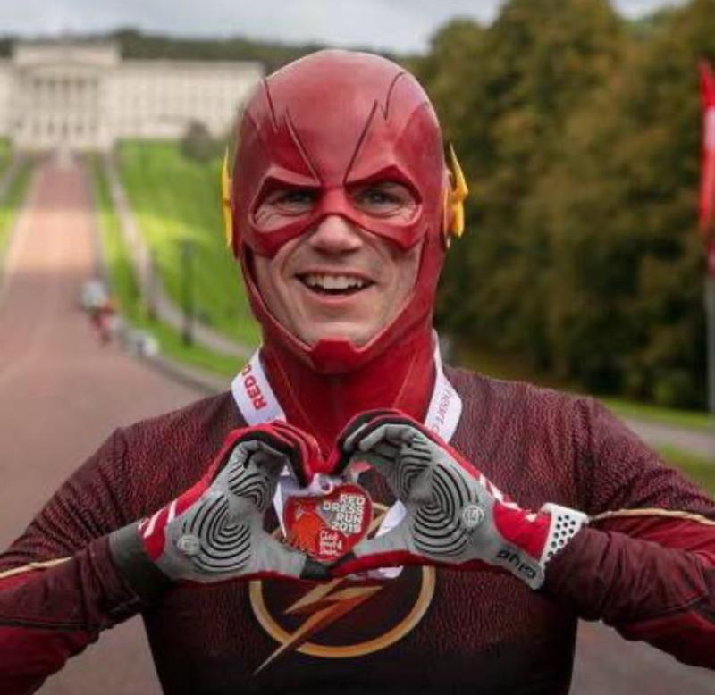 The Flash Runs