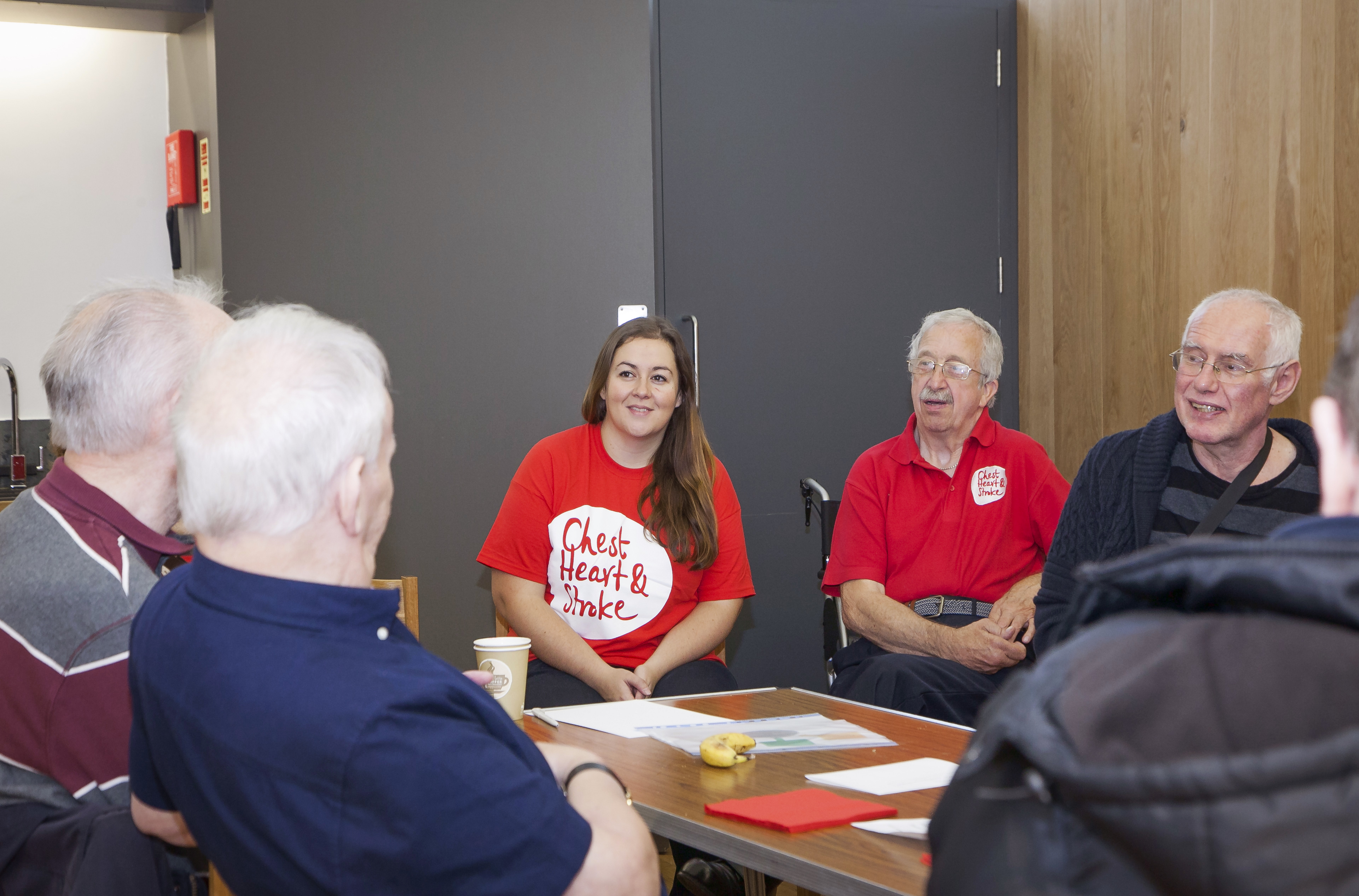 Support for Stroke Conditions