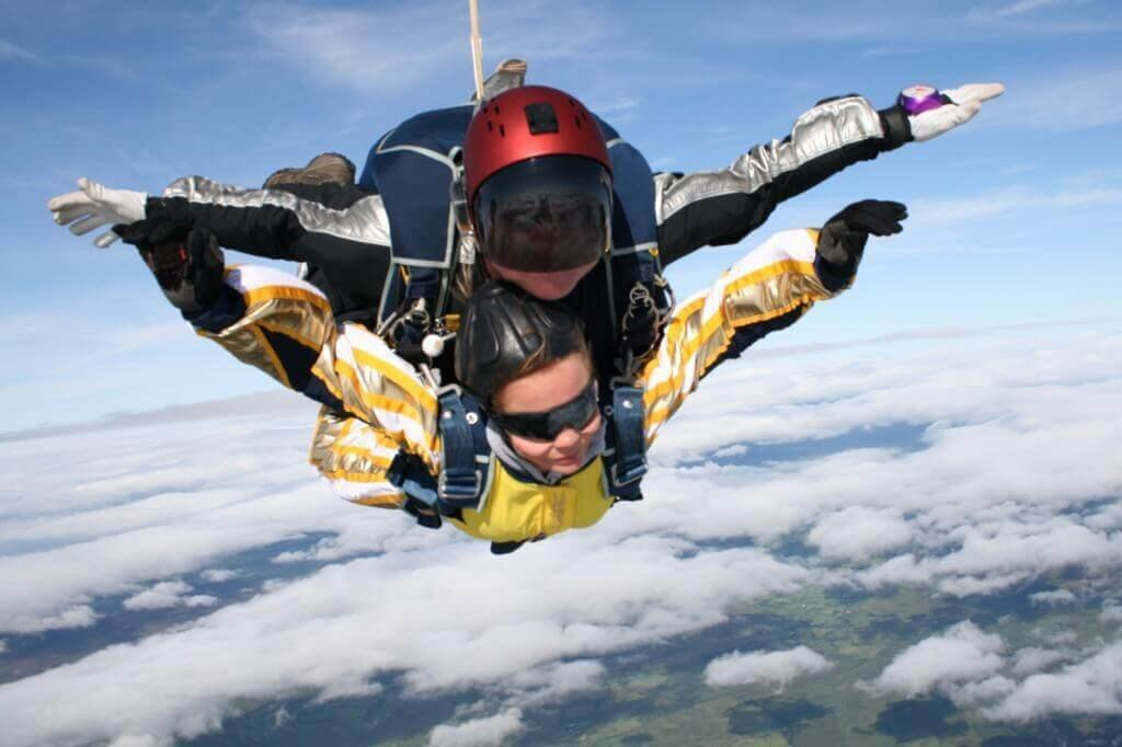 Sky Dive from 13,000 Feet