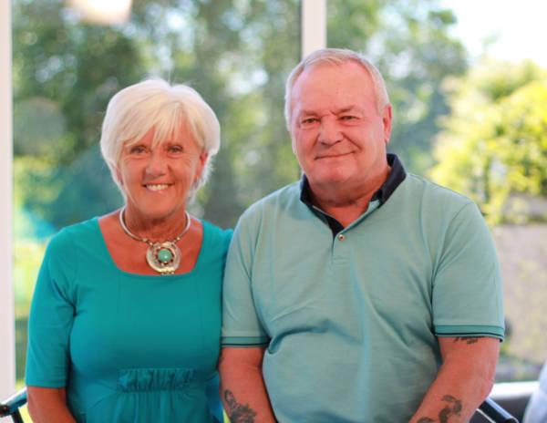 Christine and Alan's Story