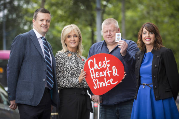 New JAM card will make life sweeter for chest, heart and stroke survivors
