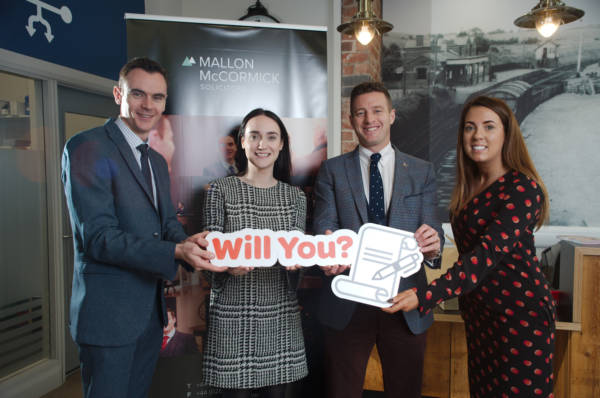 Maghera solicitors supporting the fight against heart disease – Will You?