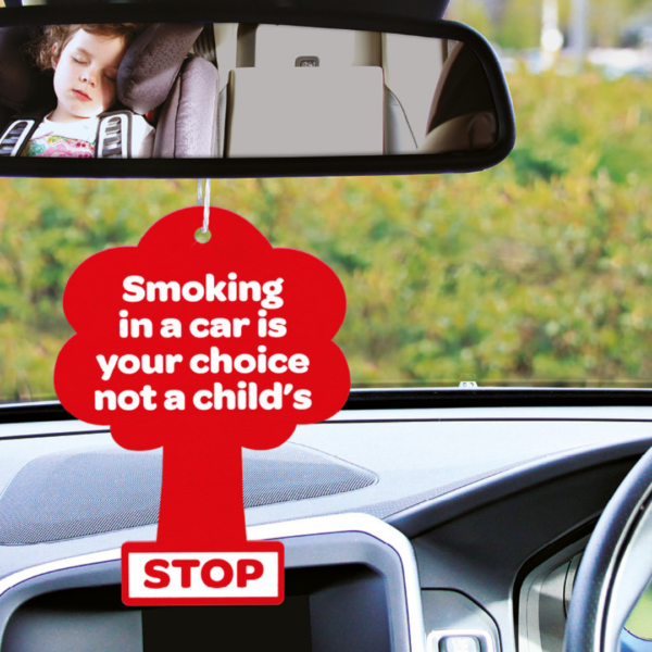 NICHS Welcomes Minister's pledge to bring in Ban on Smoking in Cars with Children