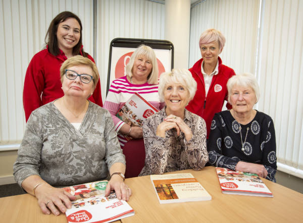 NICHS puts their Heart into Caring for Carers