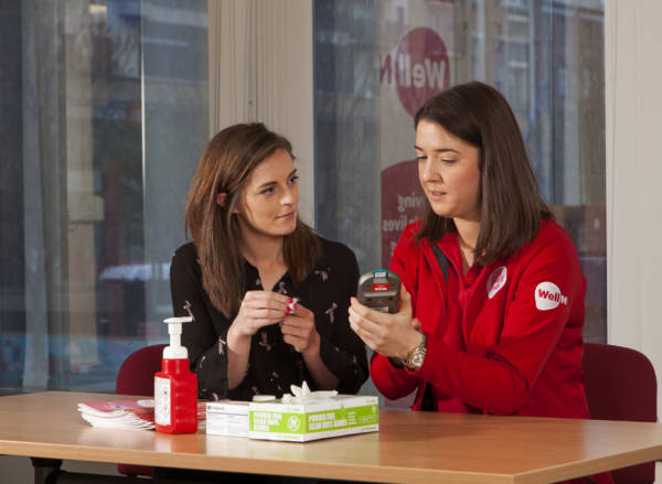 Ards and North Down Council team up with NICHS to deliver 100 online health checks to local businesses