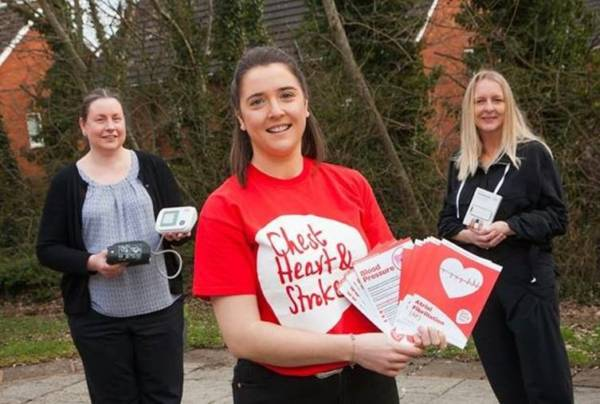 Charity Maintains Access To Heart Health Testing in Hostels