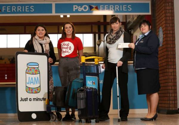 NICHS Charity Partner Goes JAM Card Friendly