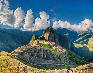 Trek Machu Picchu - Open Challenge