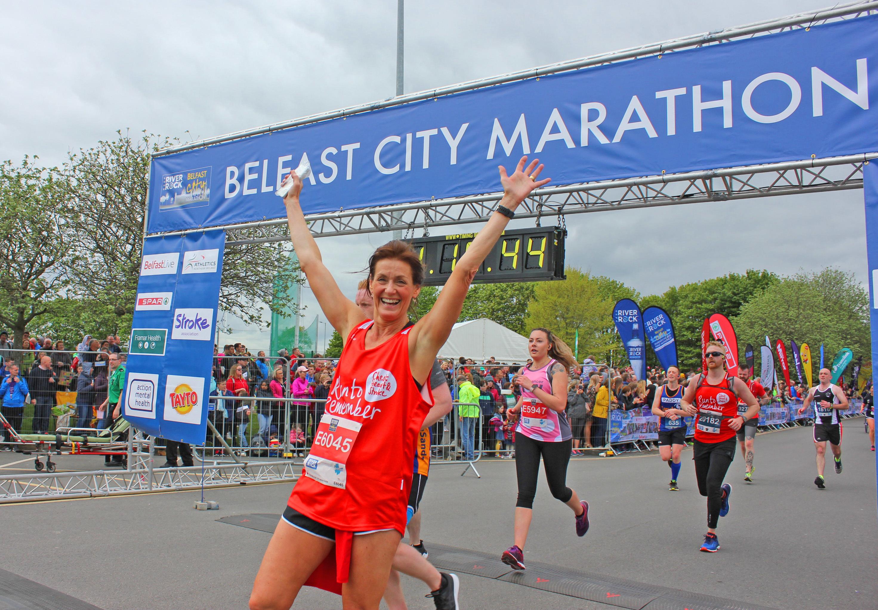Virtual Belfast City Half Marathon & 5K - Sold out