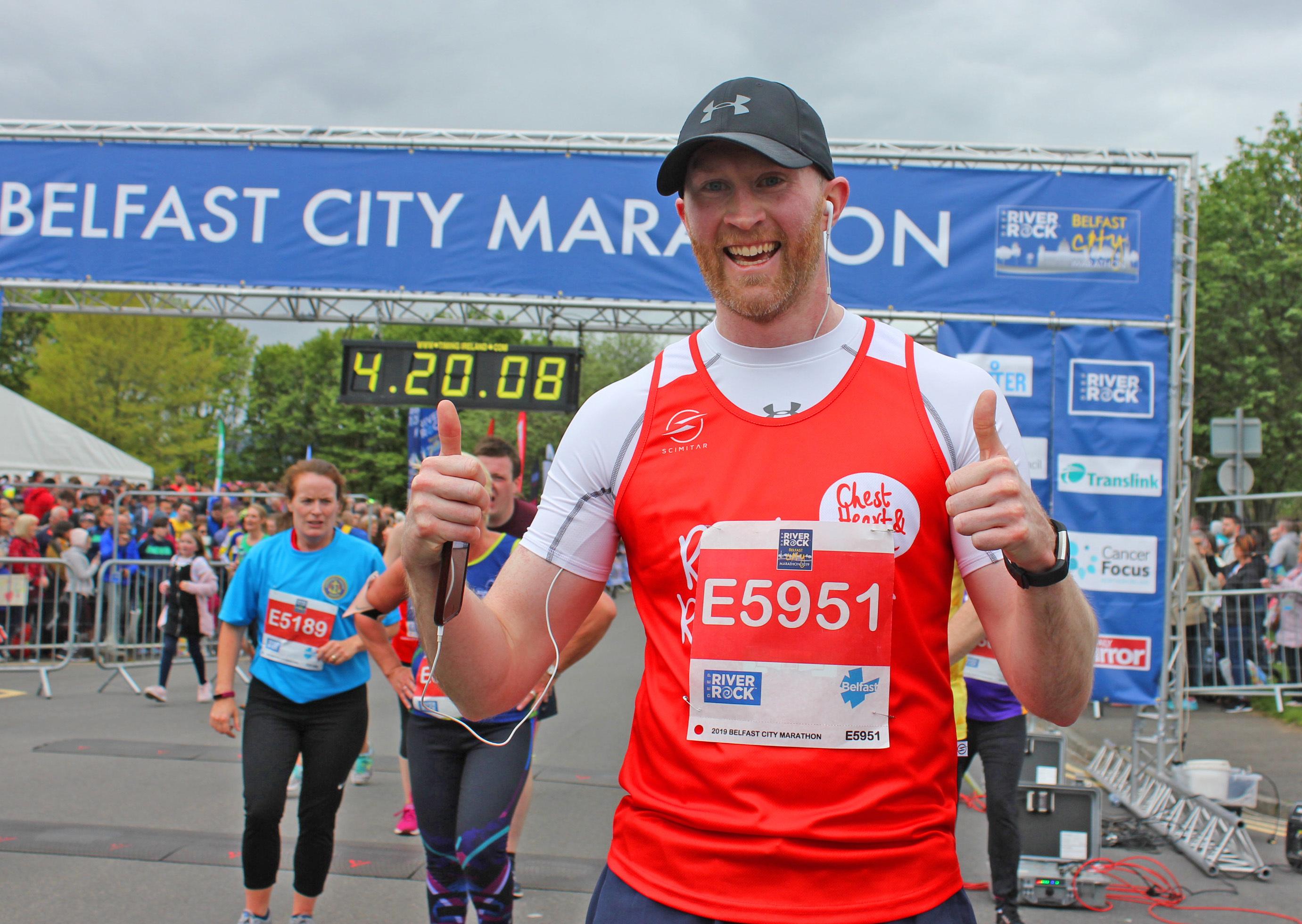 Belfast City Marathon - Registration now closed