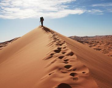 Sahara Desert Trek - Open Challenge