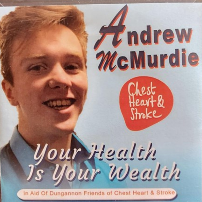 Andrew McMurdie 'Your Health is Your Wealth' CD