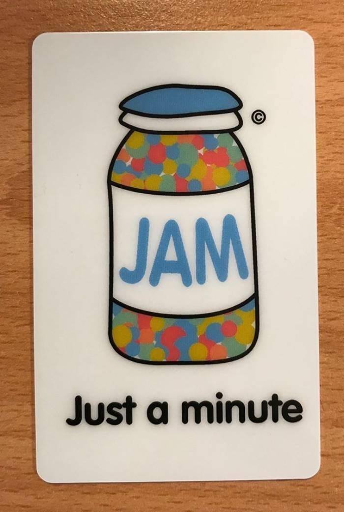JAM Card