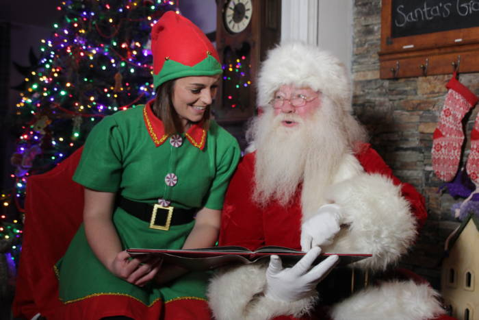 Personalised video message from Santa- Closing date 3rd December. Be quick!