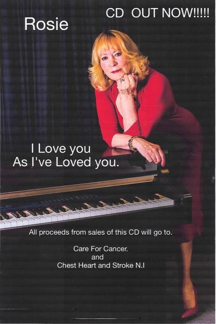 Rosie O'Kane - I love you as i've loved you