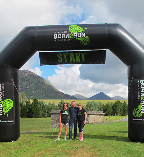 Silent Valley Dambusters 10k