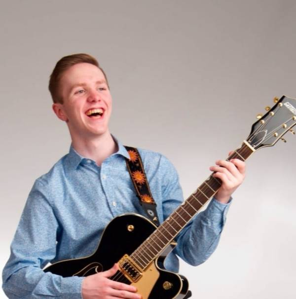Young Newry singer who lost his speech to COVID releases country classic to raise funds for charity