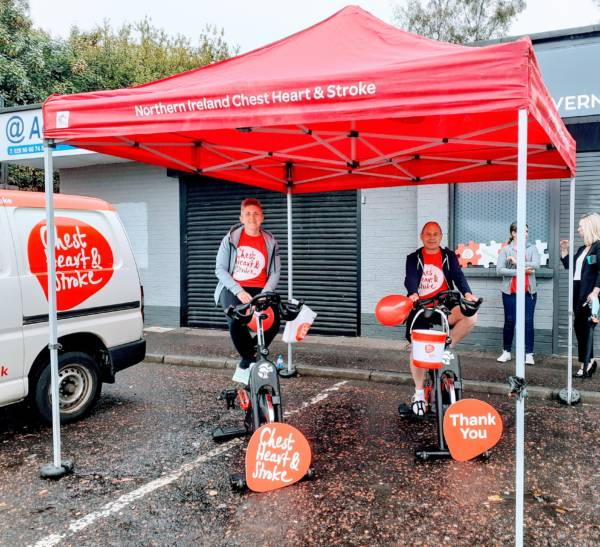 75 miles for 75 years; MACE takes on 75-mile challenge for charity's anniversary year!