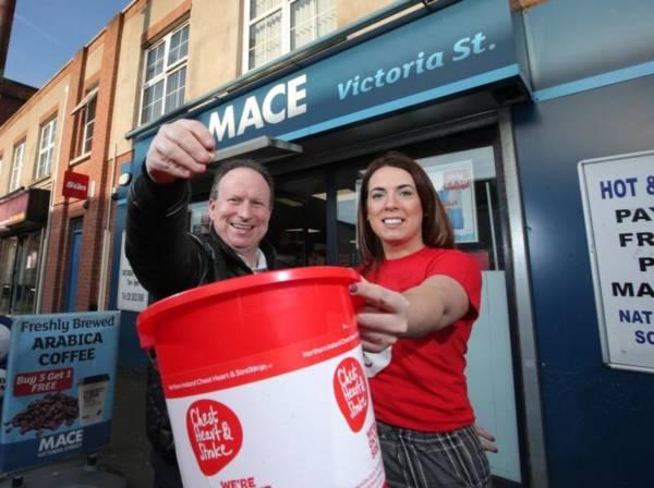 Musgrave NI reaches A-MACE-ing milestone raising £200K